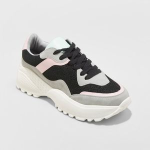 New! Wild Fable Freshee Chunky Sneakers